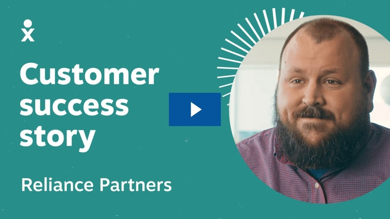 Video of Reliance Partners Customer Success Story