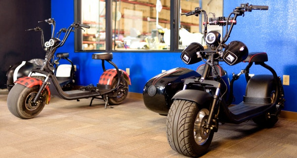 Phat scooters used professional call center software to exceed customer expectations.