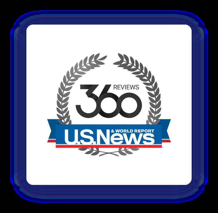 U.S.News Badge